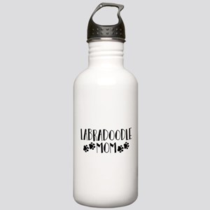 Labradoodle Mom Stainless Water Bottle 1.0L