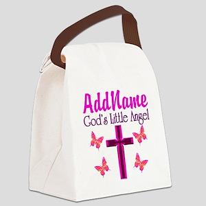 GOD'S LITTLE ANGEL Canvas Lunch Bag