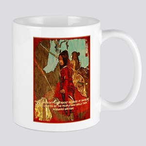 STRENGTH OF THE SAMURAI Mugs