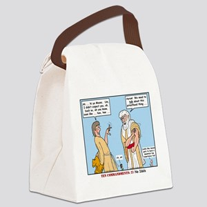 False Idols Canvas Lunch Bag