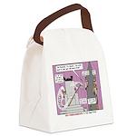 Pharaoh Uh-Oh Canvas Lunch Bag