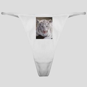 Makeena White Tiger 1 Classic Thong