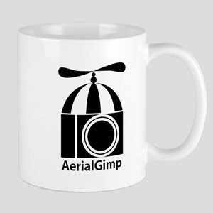 AerialGimp Standard Logo Mugs