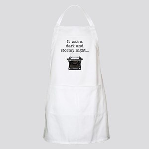 Dark and stormy - Apron