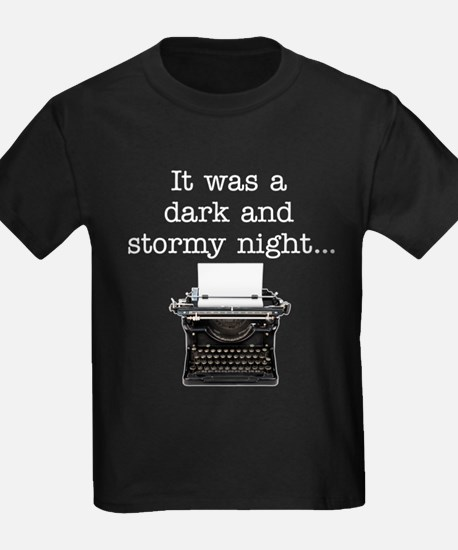 Dark and stormy - T