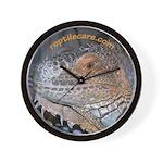 Reptilecare Wall Clock