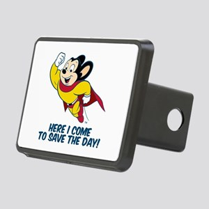 Mighty Mouse Here I Come Hitch Cover