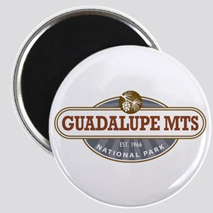 Guadalupe Mountains National Park Magnets