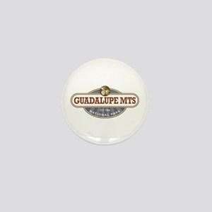 Guadalupe Mountains National Park Mini Button