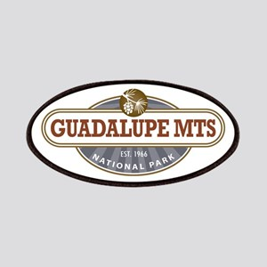 Guadalupe Mountains National Park Patches
