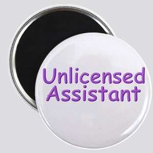 Unlicensed Assistant Magnet