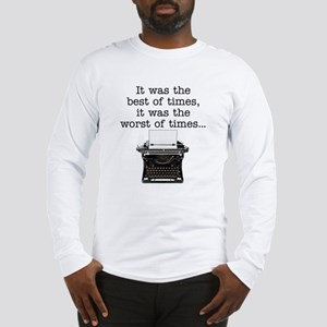 Best of times - Long Sleeve T-Shirt