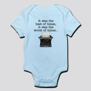 Best of times - Infant Bodysuit