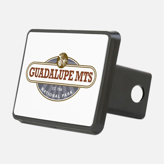 Guadalupe Mountains National Park Hitch Cover