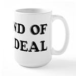 I'm Kind Of A Big Deal Funny Large Mug