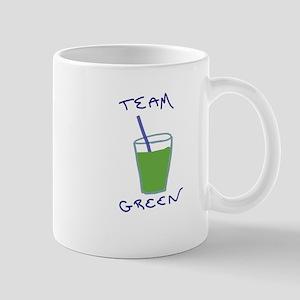 Team Green Mugs