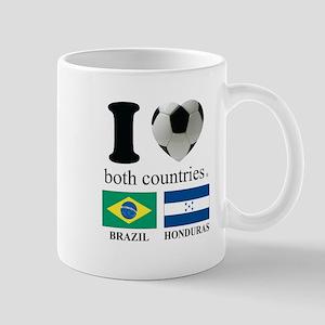 BRAZIL-HONDURAS Mug
