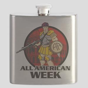 all american 2 Flask