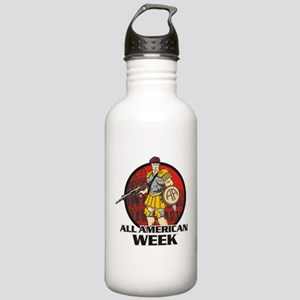 all american 2 Water Bottle