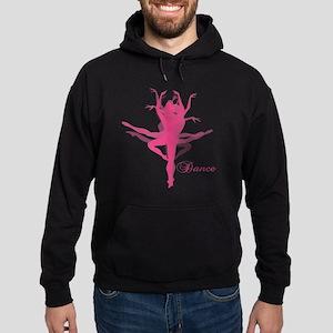 Ballet Dancer Hoodie (dark)