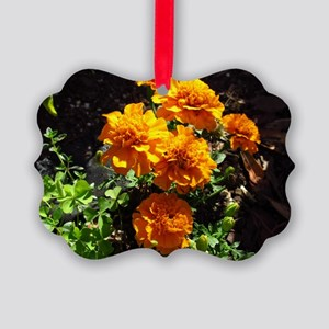 Marigold Picture Ornament