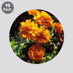 "Marigold 3.5"" Button (10 pack)"