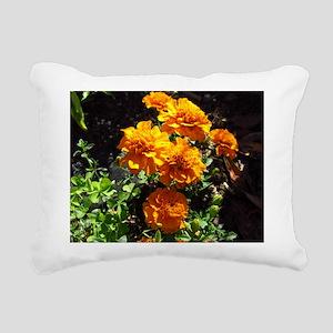 Marigold Rectangular Canvas Pillow