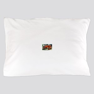 Allis Chalmers Tractor Pillow Case