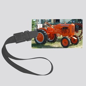 Allis Chalmers Tractor Luggage Tag