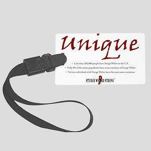 Unique Luggage Tag