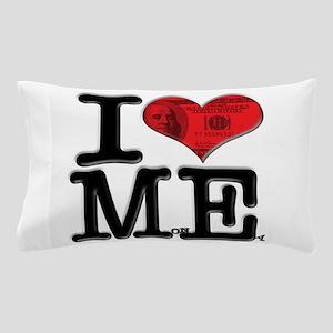 I Love MonEy Pillow Case