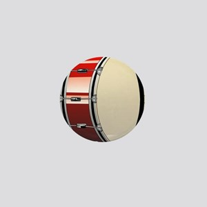 Bass Drum Mini Button