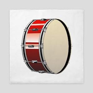 Bass Drum Queen Duvet
