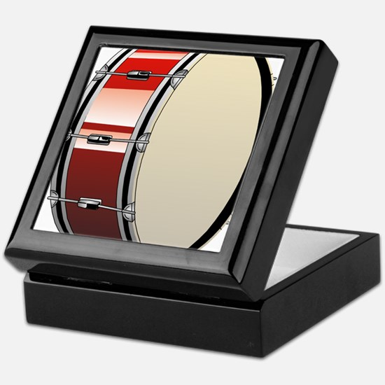 Bass Drum Keepsake Box