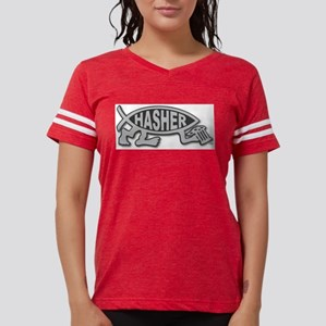 HashFish - Hasher - BW T-Shirt