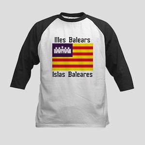 Balearic Islands F+B Baseball Jersey