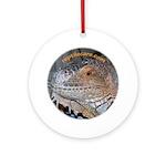 Reptilecare Ornament (Round)