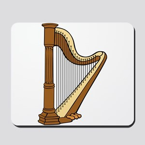 Musical Harp Mousepad