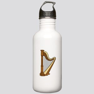 Musical Harp Water Bottle