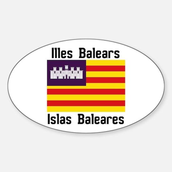 Balearic Islands Decal