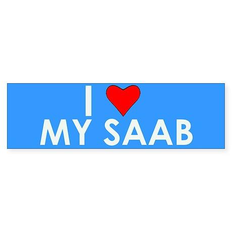 I love my SAAB