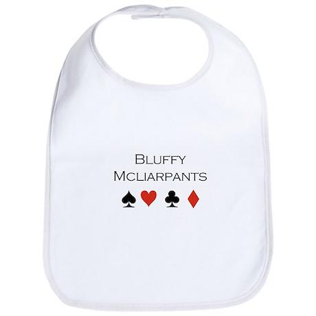 Bluffy Mcliarpants / Poker Bib