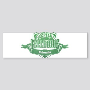 Telluride Colorado Ski Resort 3 Bumper Sticker