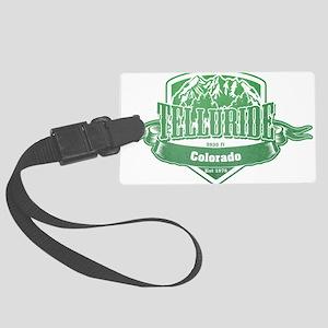 Telluride Colorado Ski Resort 3 Large Luggage Tag