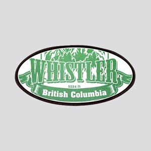 Whistler British Columbia Ski Resort 3 Patches