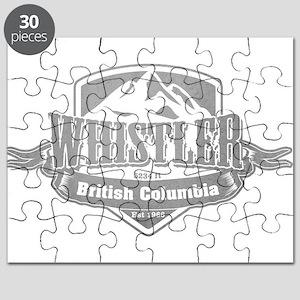 Whistler British Columbia Ski Resort 5 Puzzle