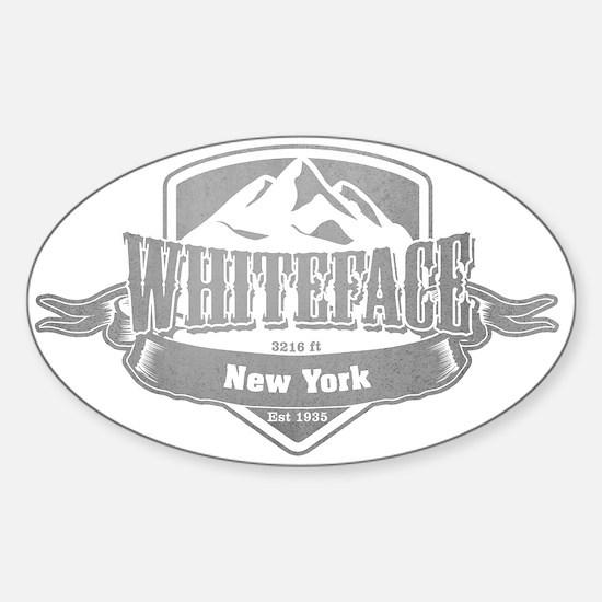 Whiteface New York Ski Resort 5 Decal