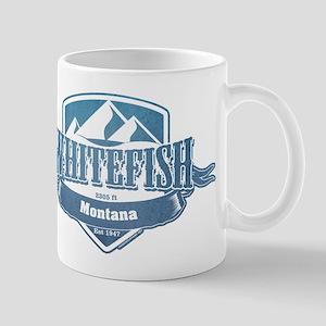 Whitefish Montana Ski Resort 1 Mugs