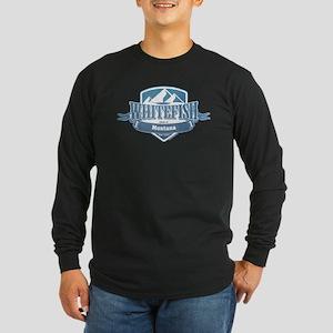 Whitefish Montana Ski Resort 1 Long Sleeve T-Shirt