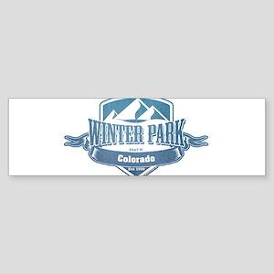 Winter Park Colorado Ski Resort 1 Bumper Sticker